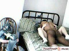 Black Bro Pimps His White Girlfriend