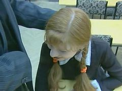 Russian Schoolgirl