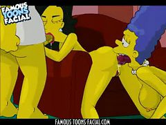 Trio Simpsons