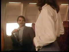 Shanna Mccullough gets fucked on a Plane