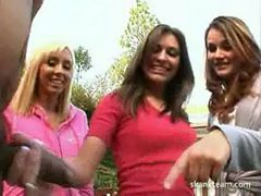 Amateur skanks group hj