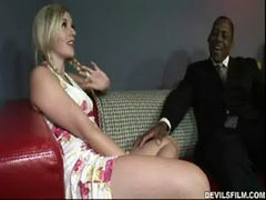 Kylee Reese Seduces Her New Black Stepdads