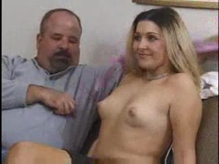 Watching his wife fucked by another man...