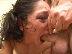 Roxy Jezel Sore Throat Deepthroat