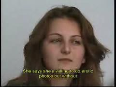 Nervous Romanian Amature Virgin