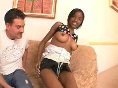 Sweet Young Ebony Teen Pussy