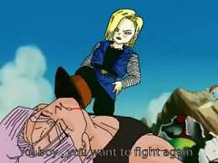 DBZ Hentai - 18 Fucks Trunks