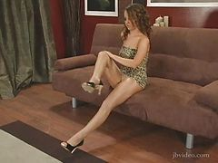 Crissy in pantyhose