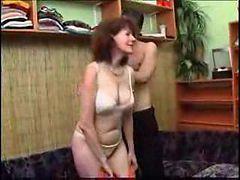 Mature Bitch Cant Dodge Cum -milf pussy