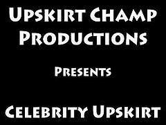 Upskirt Celebrity Films