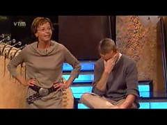 Dutch tv oops funny teens public nudity tits