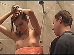 Redhead Russian girl