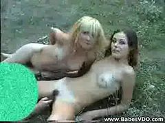 Two Virgin from Russia