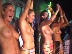 Amateur Party Hoes Perform Wild Shows