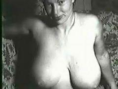 Virginia Bell. Classic Retro big tits that will make ...