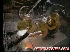 Amateur lesbians play with dildos -Jenna Jameson-Jill...