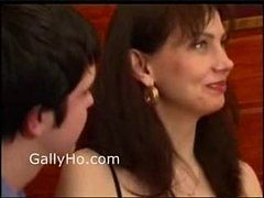 Mature MOM Fucked By Her Nephew Nice And Slow