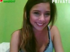 My Sister Jane At The Webcam