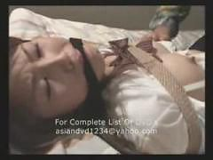 Asian Schoolgirl Tied Up And fucked