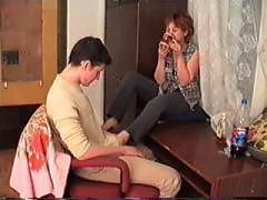 Drunk Mature Mom Fucked On The Carpet By Younger ( am...