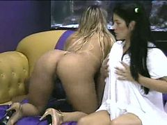 Bruna Ferraz e Catia Carvalho