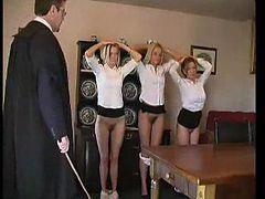 Teacher Teachings His Students  A Lesson