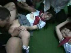 japanese girls molested