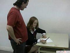 Homework Blows But The Teachers Dick Doesnt
