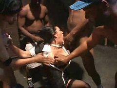 DeBella Gangbangs 4 BBC