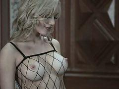 Kayden Kross-Gorgeus Babe in Fishnet (Gr-2)