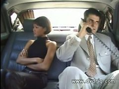 Short Haired Asian Beauty Screws Her Fiancee In The B...