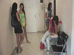 Czech girl casting 1