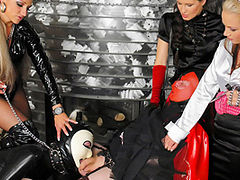 Mistress Gina Shows How to Tyrranize