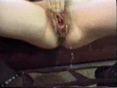 Gushing Orgasm