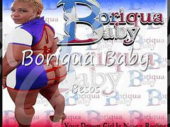 Cam: BORIQUA BABY THANK YOU VIDEO part 1 of 2