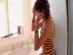 Amateur Teen Creampie ( young 18 daughter mature olde...