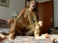 Captivating czech girl ravaged hard