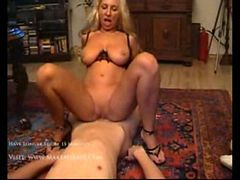 Mature fucks her son in law