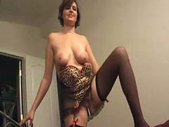 smoking stepmother slut