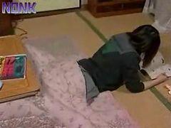 Japanese Teen Interrupted