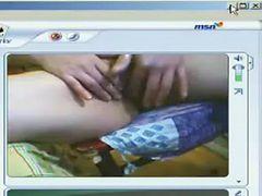 Turkish turk webcam show