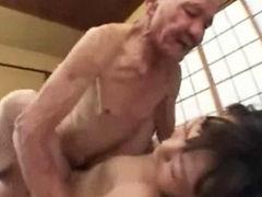 I Fuck A Grandpa!