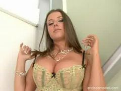 Erica Campbell Sexy Striptease