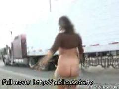 Naked in public babes