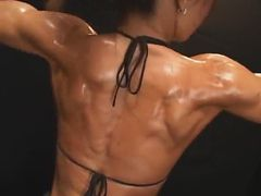 TAKASE MIDORI -  SEX JAPANESE MUSCLE   -B$R