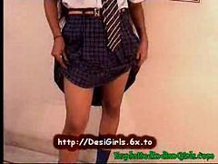 Indian Schoolgirl