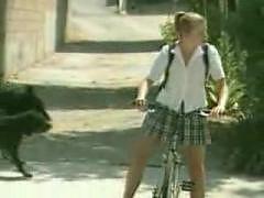 Russian Young Schoolgirl Hardcore Sex