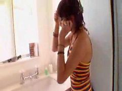 Amateur Teen Creampie ( young 18 daughter mature olde...