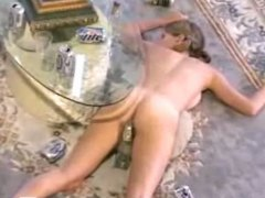 Punished By Her Step Dad For being too drunk