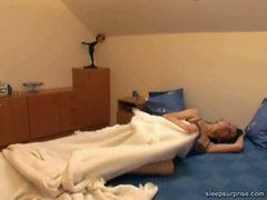 Chick sleeping in the wrong room and gets abused sexu...